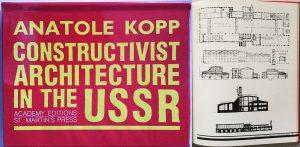 ソビエト連邦における構成主義建築の写真