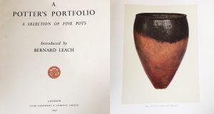 バーナード・リーチ陶芸傑作選の写真